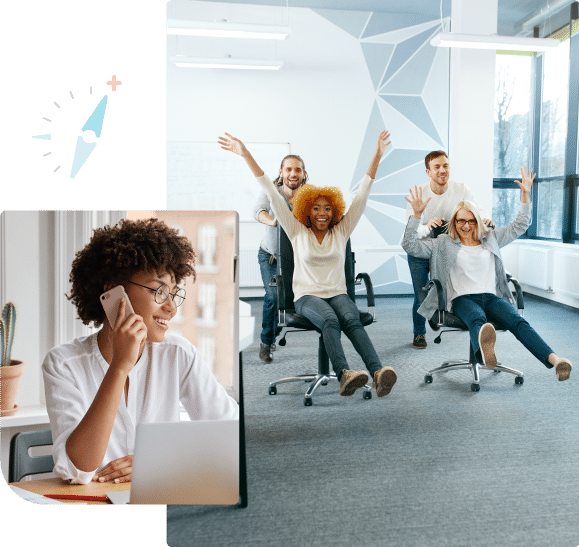 We deploy a multi-channel approach to employee engagement, SentryHealth
